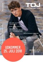 TØJ nr. 3 2018 udkommer 25. juli