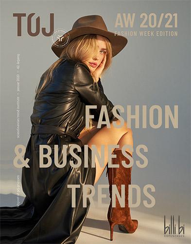 TØJ nr 1 AW 20/21 Fashion Week Edition
