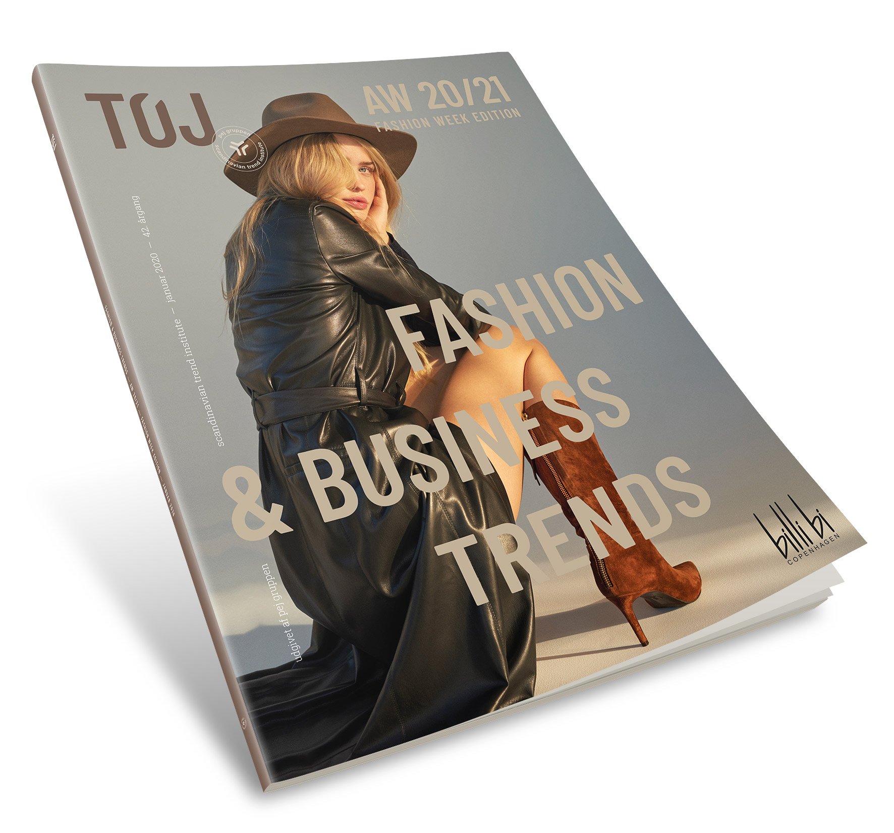 TØJ AW 20/21 Fashion Week Edition