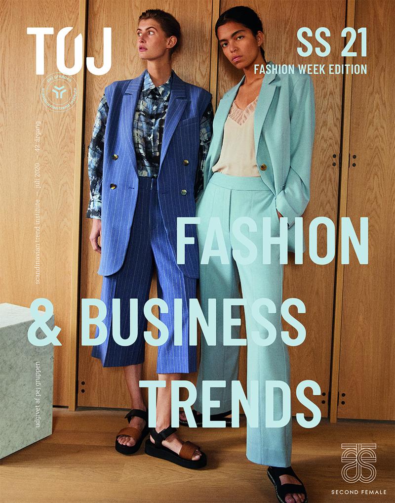TØJ ss21 Fashion Week Edition