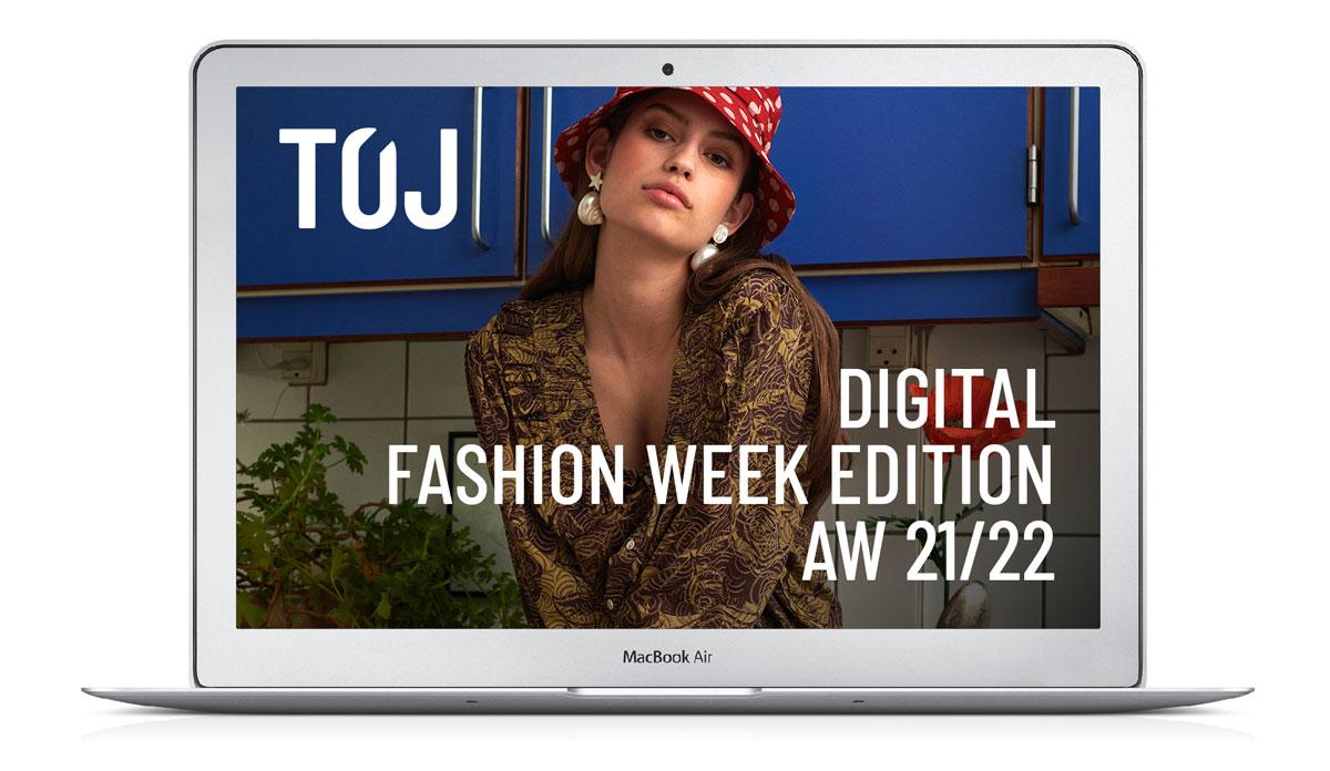 TØJ 01 - fashion week edition AW 21/22 - digital edition