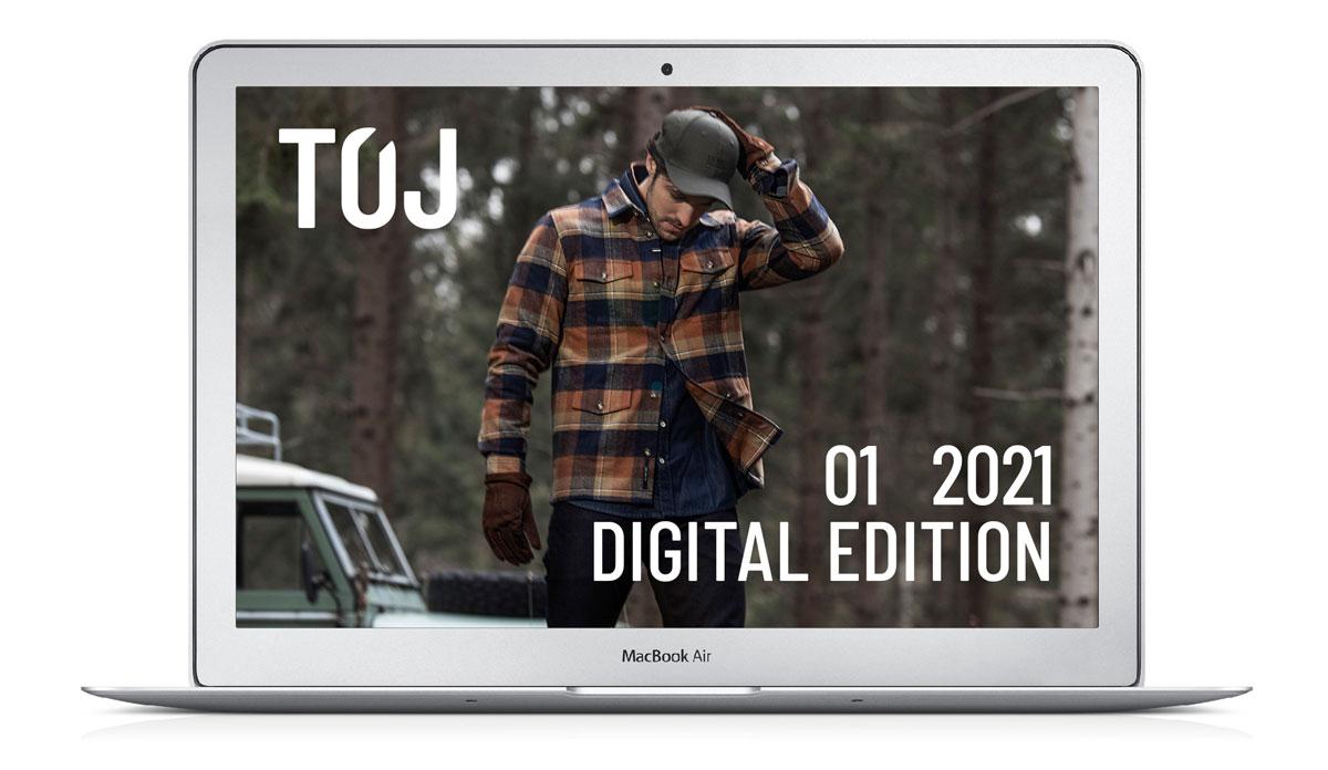 TØJ 01 2021 - digital edition